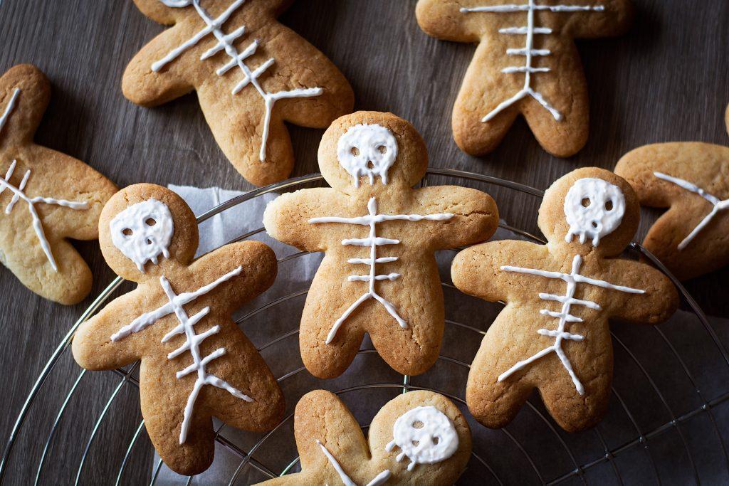 Biscuits Halloween  vegan