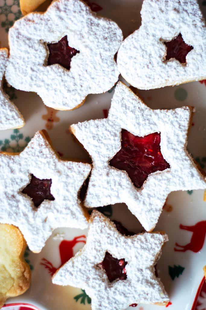biscuits confiture vegan
